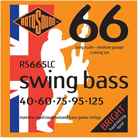 Rotosound Swingbass RS665LC