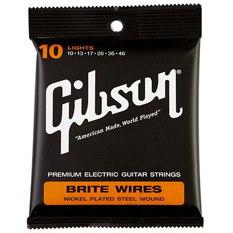 Gibson G700 L, 010-046, Brite Wires