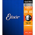 Elixir Nanoweb Custom Light .009-046  « Cuerdas guitarra eléctr.