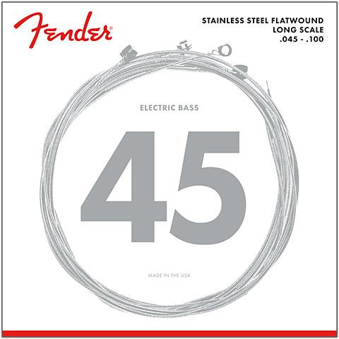Fender 9050L, 045-100, Flatwound