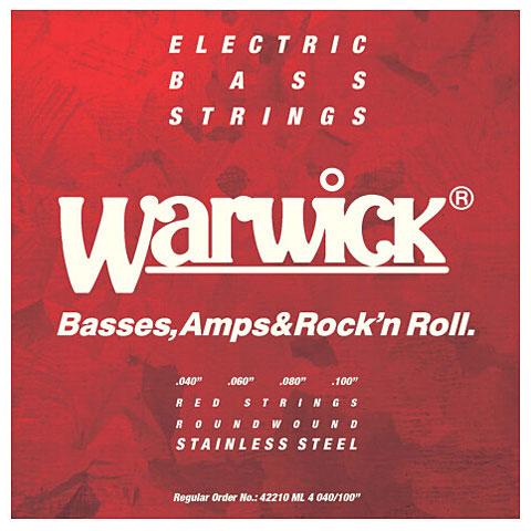 Warwick RedLabel 040-100