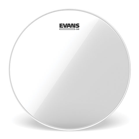 Evans Genera G2 Clear TT18G2