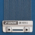 "Sonor SoundWire SW1424S Stainless Steel 14"" 24 Wires « Bordoneras"