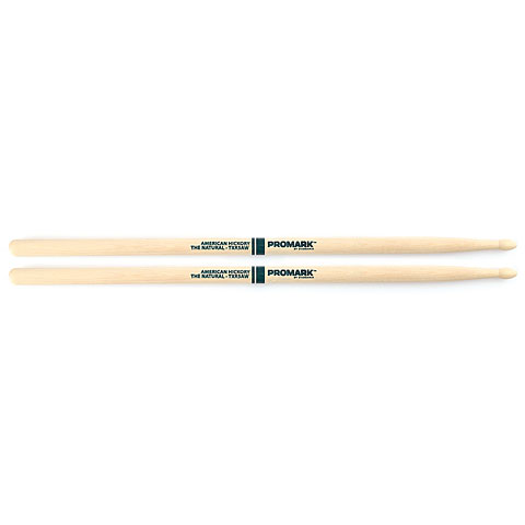 Promark Hickory 5A  The Natural  Wood Tip
