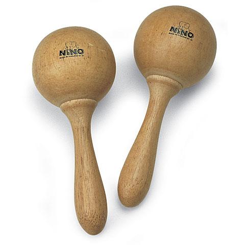 Nino 8, Wood Maracas