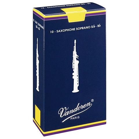 Vandoren Classic Sopransax. 1,5