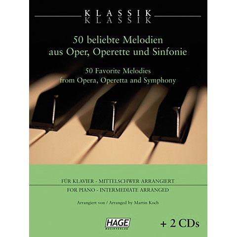 Hage  Klassik Klassik (con 2 CDs)
