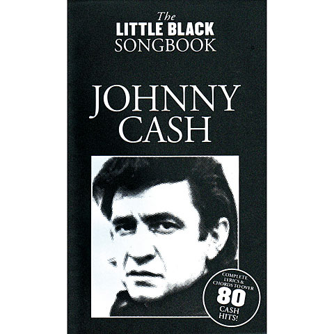 Music Sales The Little Black Songbook Johnny Cash