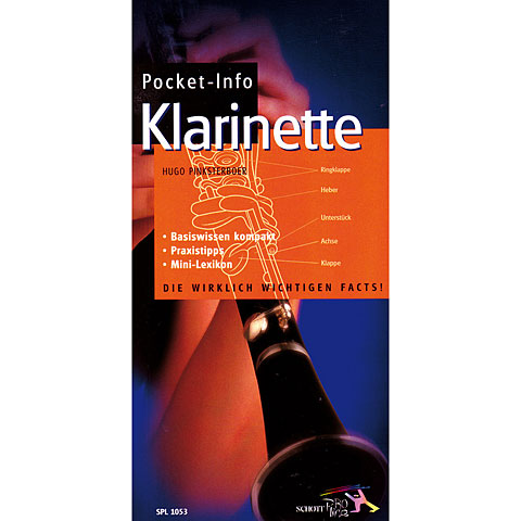 Schott Pocket-Info Klarinette