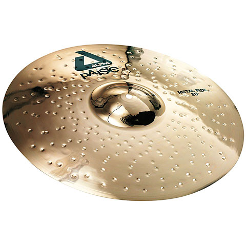 Paiste Alpha Brilliant 20  Metal Ride