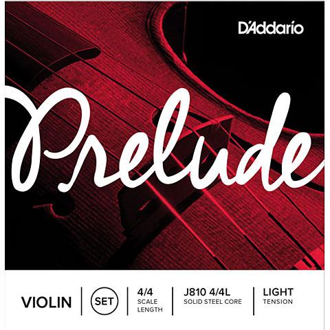 D'Addario J810 4/4L Prelude
