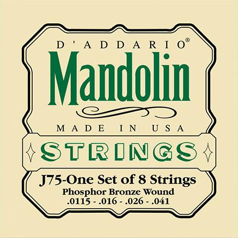 D'Addario J75 Mandolin