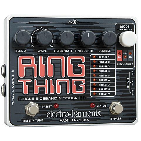 Electro Harmonix Ring Thing Single Sideband Modulator