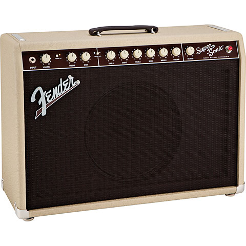 Fender Super Sonic 22 BLD