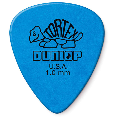 Dunlop Tortex Standard 1,00mm (72Stck)