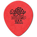 Púa Dunlop Tortex TearDrop 0,50mm (72Stck)