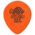 Púa Dunlop Tortex TearDrop 0,60mm (72Stck)