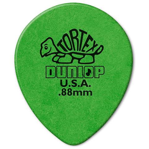 Dunlop Tortex TearDrop 0,88mm (72Stck)