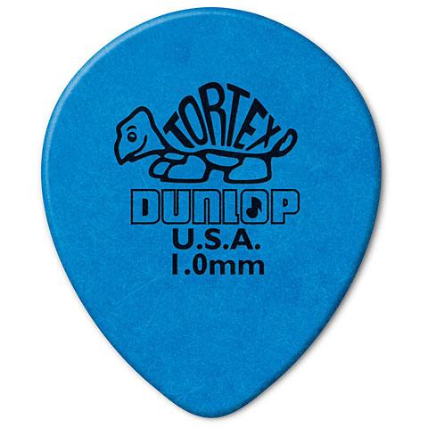 Dunlop Tortex TearDrop 1,00mm (72Stck)