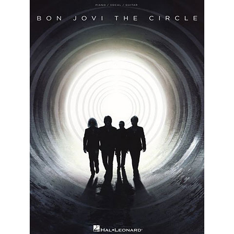 Hal Leonard Bon Jovi - The Circle