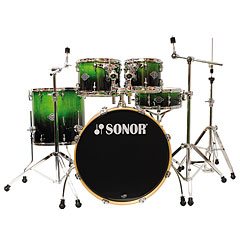 Sonor Essential Force ESF 11 Stage 3 Green Fade