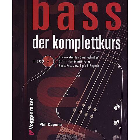 Voggenreiter Bass: Der Komplettkurs