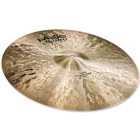 Paiste Masters 20  Dark Crash-Ride