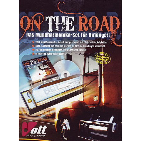 Voggenreiter On The Road - Das Mundharmonika Set