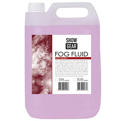 Showtec Fog Liquid High