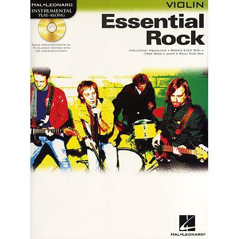 Hal Leonard Essential Rock for Violin