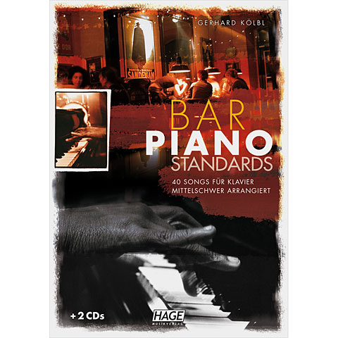 Hage Bar Piano Standards