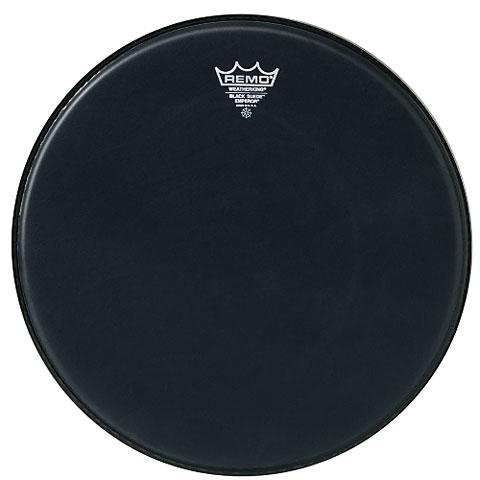 Remo Black Suede Emperor BE-0808-ES