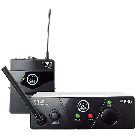 AKG WMS-40 Mini Instrumental ISM3