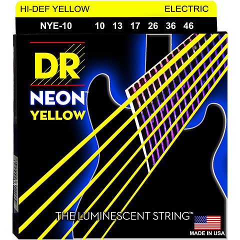 DR Neon Yellow Medium