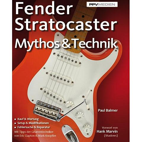 PPVMedien Fender Stratocaster Mythos & Technik