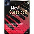Libro de partituras Schott Schott Piano Lounge Movie Classics 2
