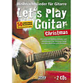 Libro de partituras Hage Let's Play Guitar Christmas