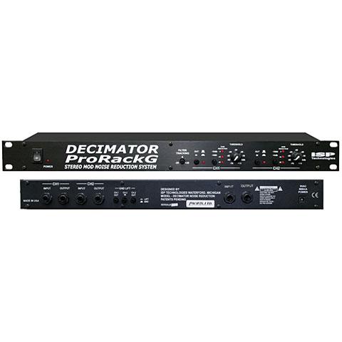 ISP Decimator Pro Rack G Stereo Mod