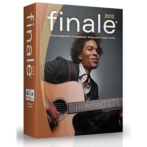 MakeMusic Finale 2012 EDU D