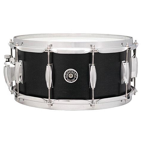 Gretsch USA Brooklyn 14  x 6,5  Satin Dark Ebony Snare
