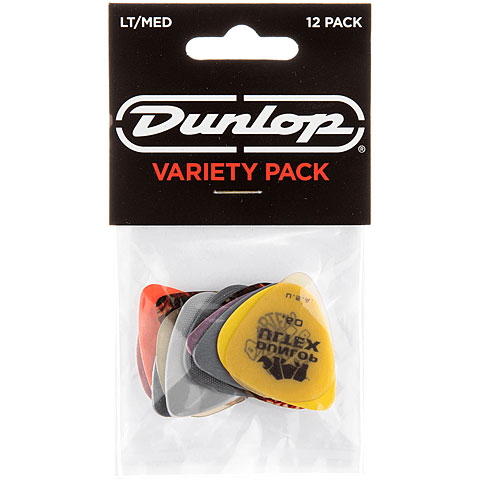 Dunlop Variety Light/Medium (12Stck)