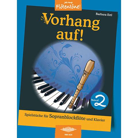 Holzschuh Jede Menge Flötentöne Vorhang auf! Bd.2