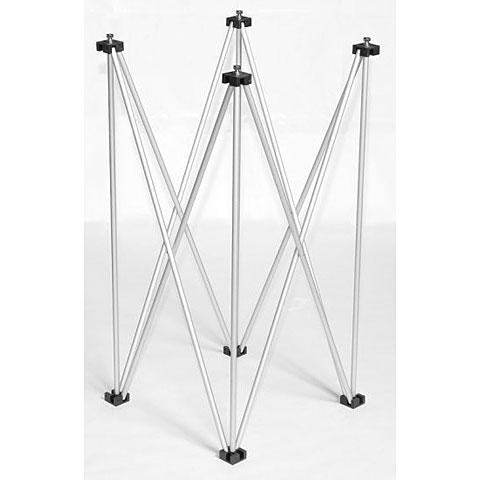 Intellistage Podestfuß Dreieck 60cm