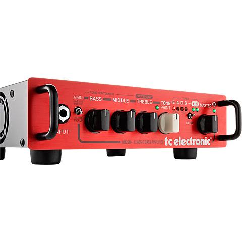 TC Electronic BH250 Micro Bass Amp