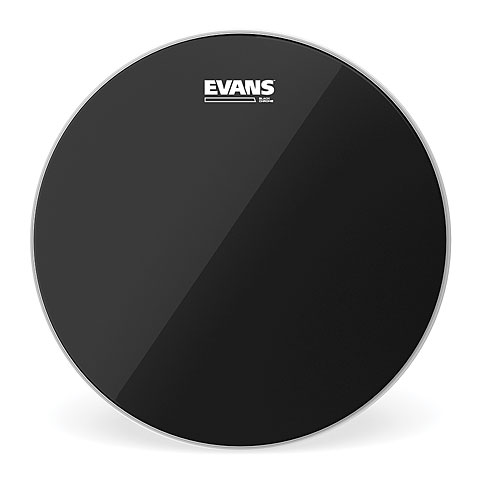 Evans Black Chrome TT16CHR