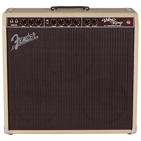 Fender Custom Vibro-King 20th Anniversary Blonde