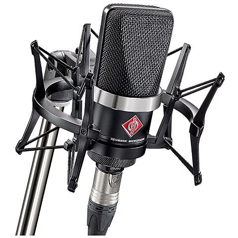 Neumann TLM 102 bk Studio Set