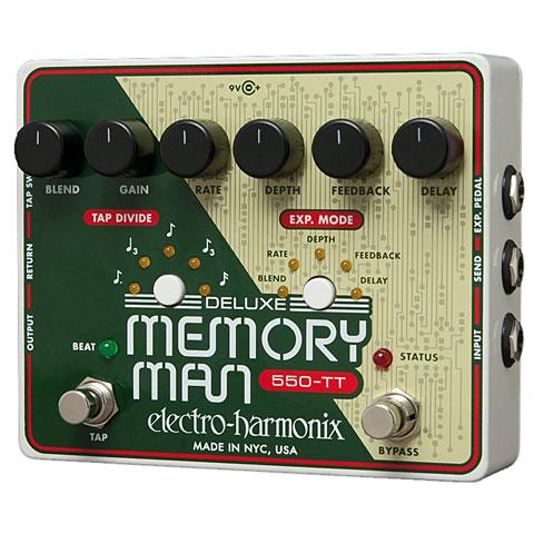 Electro Harmonix Deluxe Memory Man/TAP MT550