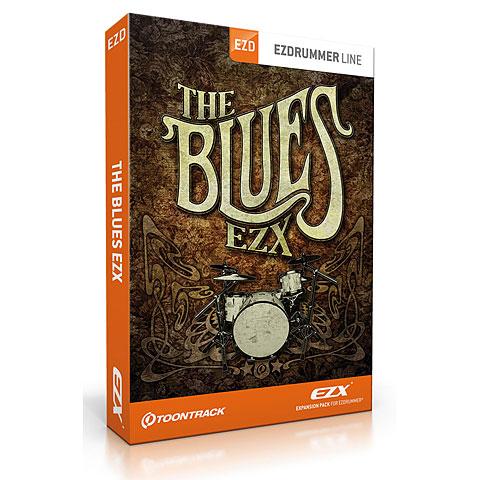 Toontrack The Blues EZX