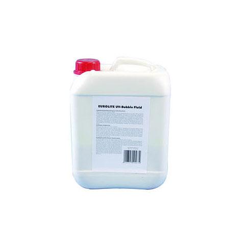 Eurolite UV-Seifenblasen Fluid 5L gelb